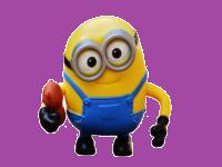 Minion Play Doh ABC Song