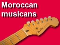 Moroccan musicans