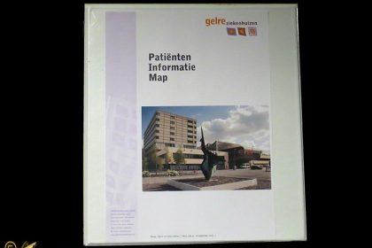 Patientenmap Gelre Ziekenhuis