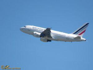 Airbus A318-111 – F-GUGL Air France