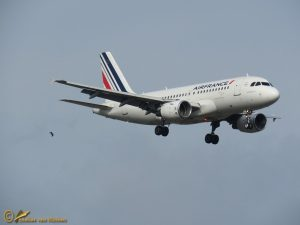 Airbus A319-111 – F-GRHO Air France