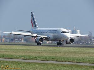 Airbus A319-113 – Air France