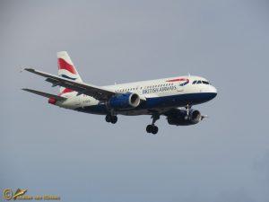 Airbus A319-131 – G-DBCH British Airways