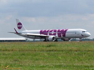 Airbus A320 – WOW AIR