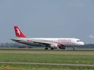 Airbus A320-214 – CN-NMF Air Arabia Maroc (1)