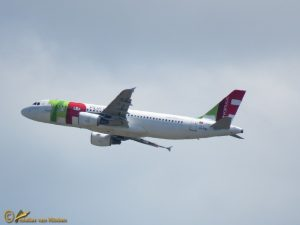 Airbus A320-214 - CS-TNL TAP Portugal
