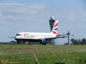 Airbus A320-232 – G-EUUO British Airways