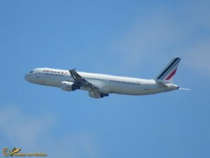 Airbus A321-212 – F-GTAY Air France