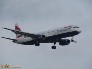 Airbus A321-231 – G-EUXH British Airways