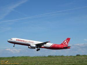 Airbus A321-231 – TC-ETJ Atlasjet