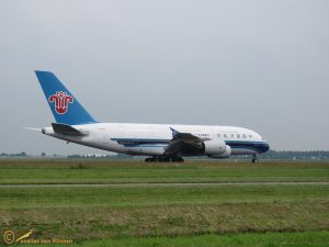 Airbus A380-841 – B-6136 China Southern Airlines