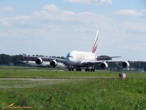 Airbus A380-861 – A6-EOC Emirates