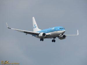Boeing 737-7K2 – PH-BGF KLM