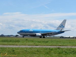 Boeing 737-7K2 – PH-BGU KLM
