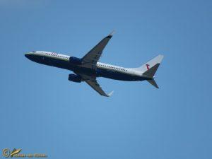 Boeing 737-800 – N737MA ArkeFly (TUI Holland)