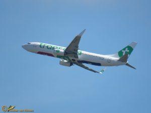 Boeing 737-800 – PH-HXA Transavia