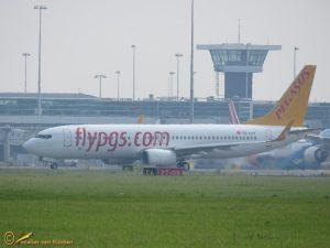 Boeing 737-800 – TC-AAY – Pegasus