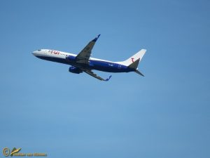 Boeing 737-85F – YR-BMD TUI Airlines Netherlands