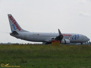 Boeing 737-85P – EC-LVR – Air Europa