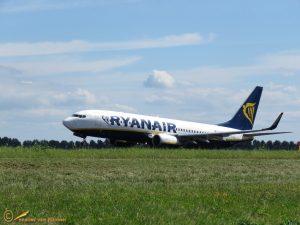 Boeing 737-8AS – EI-EKV Ryanair