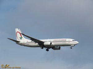 Boeing 737-8B6 – CN-ROR Royal Air Maroc