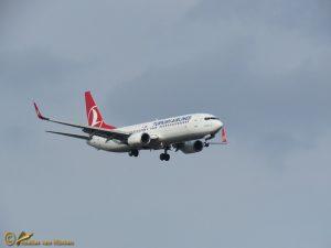 Boeing 737-8F2(WL) – TC-JGE Turkish Airlines