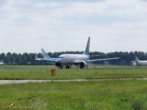 Boeing 737-8HX(WL) – UR-PSC Ukraine International Airlines