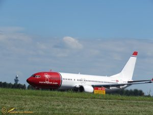 Boeing 737-8JP(WL) – EI-FJP Norwegian Air Shuttle