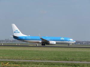 Boeing 737-8K2 – PH-BXL KLM