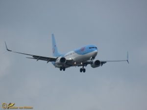 Boeing 737-8K5 – PH-TFB TUI Airlines Netherlands