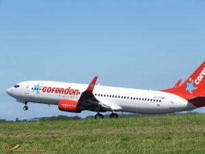 Boeing 737-8S3 – TC-TJI Corendon Airlines