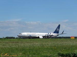 Boeing 737-9K2 – PH-BXO KLM SkyTeam Asia livery