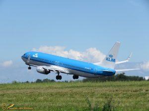 Boeing 737-9K2 – PH-BXR KLM