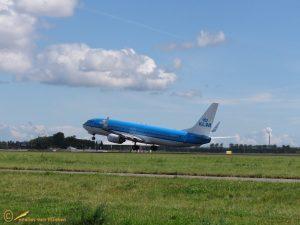Boeing 737-9K2 – PH-BXS KLM