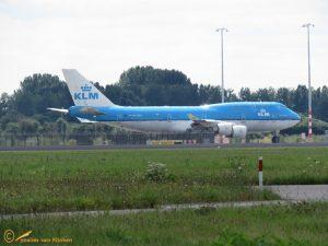Boeing 747-400 – PH-BFE KLM