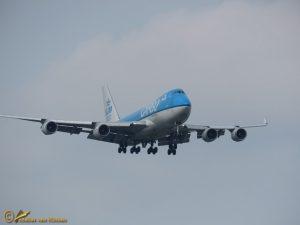 Boeing 747-406F(ER) – PH-CKB KLM Cargo Leeuwin