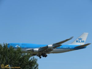 Boeing 747-406(M) – PH-BFC KLM