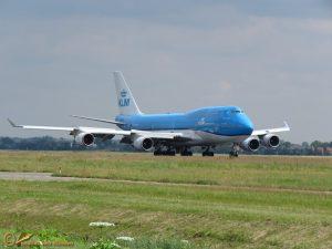 Boeing 747-406(M) – PH-BFF KLM