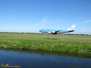Boeing 747-406(M) – PH-BFR – KLM Rio de Janeiro