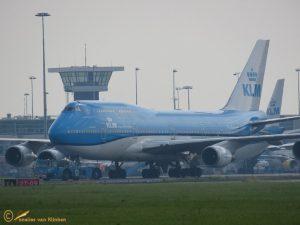 Boeing 747-406(M) – PH-BFV KLM Vancouver