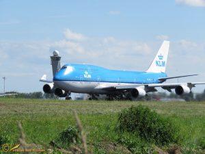 Boeing 747-40(M) - PH-BFS - KLM City of Seoul