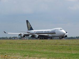 Boeing 747-412F – Singapore Airlines Cargo