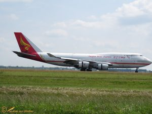 Boeing 747-481(BDSF) - B-2435 Yangtze River Express