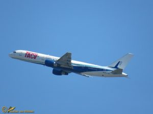 Boeing 757-2Q8 – D4-CBP TACV Cape Verde Airlines