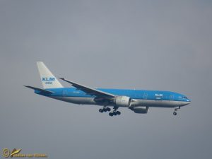 Boeing 777-206(ER) – PH-BQI KLM