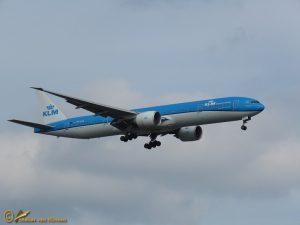Boeing 777-306(ER) – PH-BVA KLM