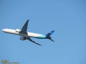 Boeing 777-3U3(ER) - PK-GIG Garuda Indonesia