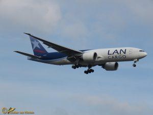 Boeing 777-F6N – N772LA – LAN Cargo Chile