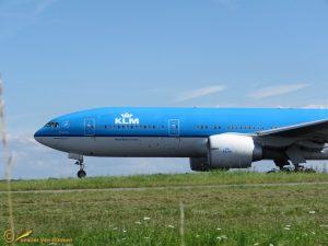 Boeing 777 - PH-BQB Borobudur KLM