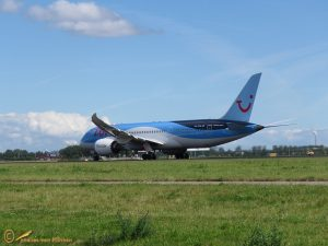 Boeing 787-8 Dreamliner – PH-TFM TUI Airlines Netherlands